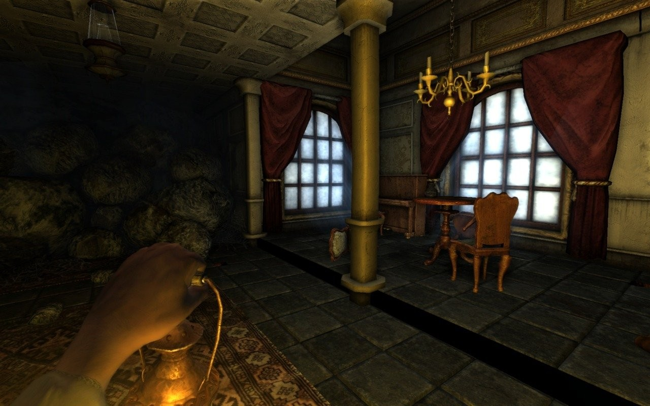 Great Games You Ve Never Heard Of Amnesia The Dark Descent