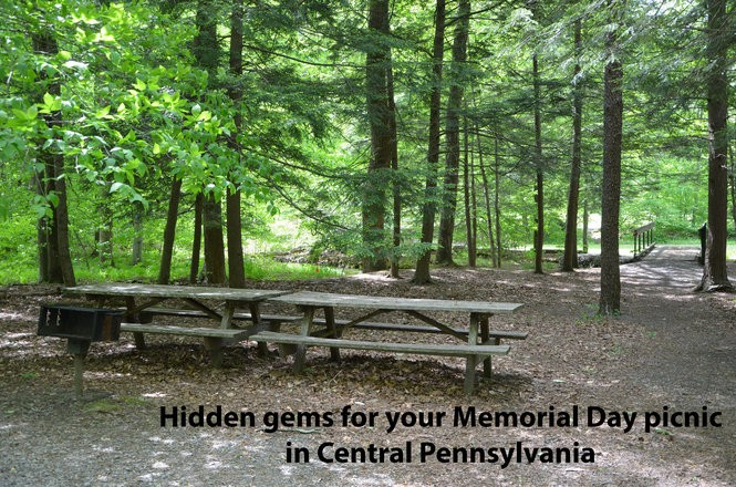 Hidden Gems For Your Memorial Day Picnic In Central Pennsylvania