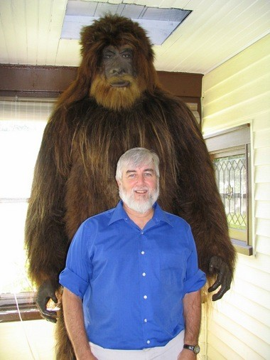 Loren Coleman is one of the leading cryptozoologists working today.