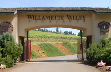 Willamette Valley Vineyards is among a number of wineries in that area of Oregon known for their cool-climate varietals, most notably pinot noir.