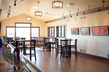 The tasting room is open Friday, Saturday and Sunday.