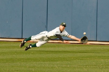 Wagner junior centerfielder Ian Miller is considered the Northeast Conference's No. 2 pro prospect this spring.