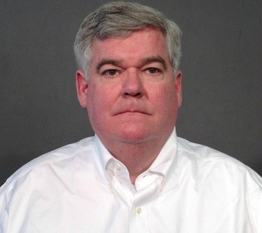 Timothy Griffin, former acting president of United Hebrew Cemetery, was charged with seven counts of grand larceny for allegedly stealing more than $1 million from real-estate clients.