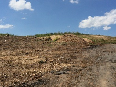 The site of the former Mount Manresa in Aug. 2015. (Staten Island Advance/Virginia N. Sherry)