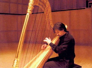 Up next in the Serenade Series: Harpist Sivan Magen at 3 p.m. May 3 at Christ Episcopal Church, 76 Franklin Ave., New Brighton. Admission is free; donations accepted. (Photo by Ray Ownbey)
