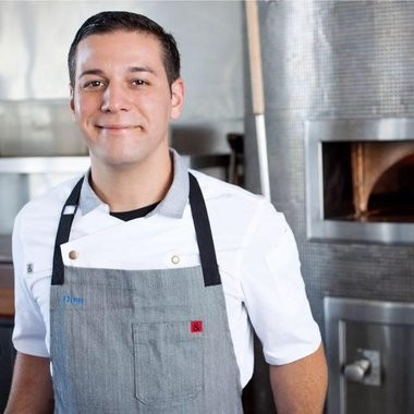 "Chef Dom Tesoriero is back on ""Food Network Star: Comeback Kitchen,"" Sundays on the Food Network."