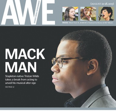 """Hip-hop/R&B artist Mack Wilds is best known to Staten Islanders as actor Tristan Wilds, who earned recognition on television (HBO's """"The Wire,"""" CW's """"90210"""") and movies (""""The Secret Life of Bees,"""" """"Red Tails"""")."""