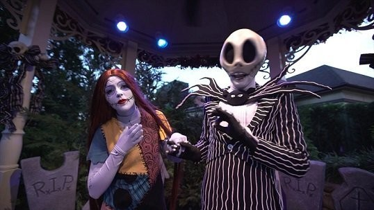 Halloween Jack Skellington Scary.Mickey S Halloween Bash At The Magic Kingdom Is A Hot Ticket Even