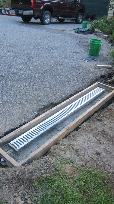 Now you can install a trench drain in hours, not days - silive com