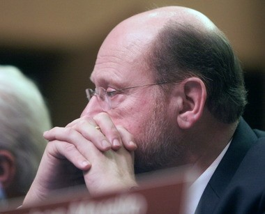 Staten Island is key to the mayoral aspirations of Joe Lhota, shown at a hearing on tolls in November.