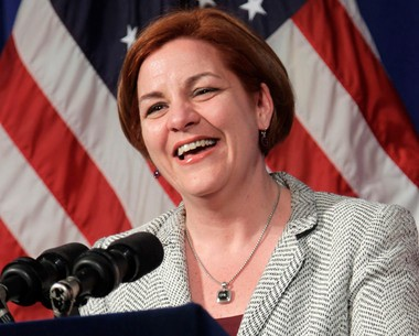 City Council Speaker and Democratic mayoral candidate Christine Quinn reveals struggles with bulimia in an interview with the New York Times.