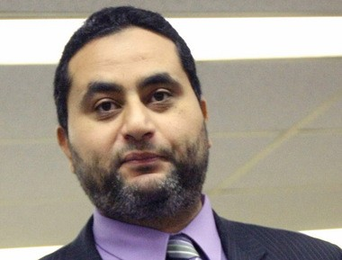 New Springville resident Hesham El-Meligy, an activist in the borough's interfaith community, has been nominated to run for city comptroller by the Libertarian Party.