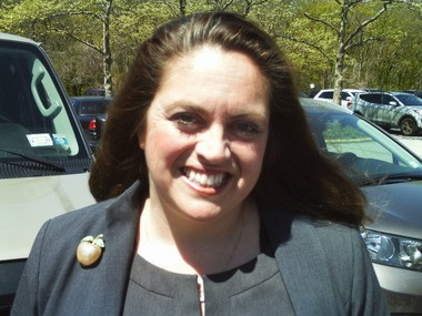 Democratic public advocate candidate Cathy Guerriero said that the support she has received from labor unions highlights her commitment to the middle class.