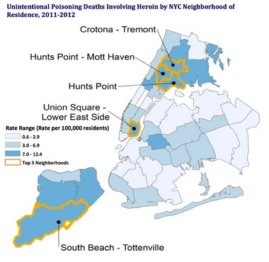 As painkillers become harder to get, heroin rate more ... on ocean drive south beach map, south beach tourist map, long island new york city map, south beach ny map, south beach martha's vineyard map, south beach california map, south beach florida map, south beach new york city, south beach san francisco map, south beach boardwalk, south beach cape cod map, virginia beach boardwalk map,