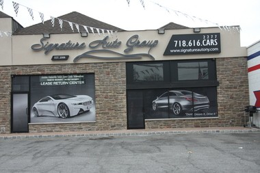 Signature Auto Group >> Staten Island New Business Variety Is Their Signature