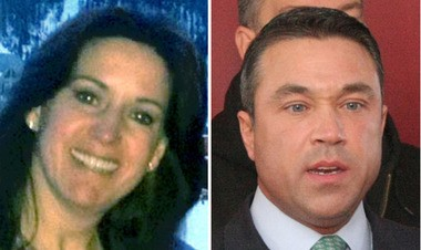 Houston woman Diana Durand is accused of illegally donating more than $10,000 to GOP Rep. Michael Grimm's 2010 campaign.
