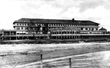 Luciano was found bloodied and staggering on Hylan Boulevard in Huguenot, near the old Terra Marine Inn grand hotel.
