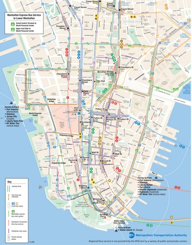 Current Ny Subway Map.New Localized Maps Coming To All New York City Subway Stations