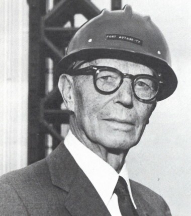 Othmar Ammann was responsible for designing many of the city's most imposing transportation structures.