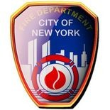 The FDNY is responding to a car accident in Bulls Head Saturday.