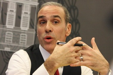 Borough President James Oddo says he won't issue new house numbers to the townhouse development at the former Mount Manresa site until all investigations into the project have wrapped up.