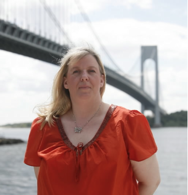 """Lori Ann DiPalo, 43, a former Dongan Hills resident, was working as a Bridge and Tunnel operations force officer when a Triborough Bridge and Tunnel Authority doctor deemed her """"unfit for duty"""" in 2008 because she was 10 weeks pregnant."""