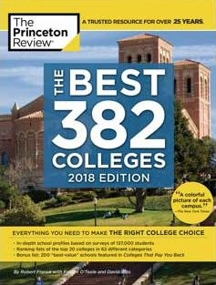 "Wagner College has been named one of America's top colleges in the Princeton Review's 2018 ""Best 382 Colleges"" guide."