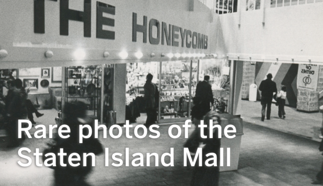 Staten Island Mall: Rare photos of the way it used to be