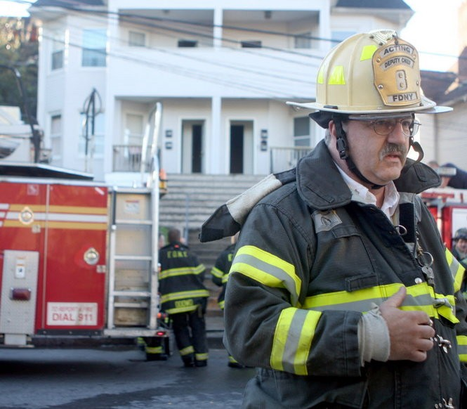 How much city pays firefighters and other FDNY employees