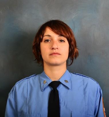 FDNY EMT Lana Hagai.