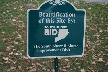 The South Shore Business Improvement District recently announced its latest additions and services. (Photo courtesy of the South Shore BID)