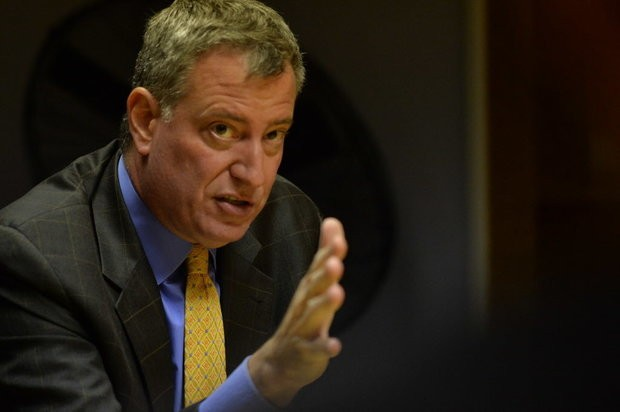 """The """"Tax Equity Now New York"""" group wants to fix the broken property tax system, claiming that it is riddled with inequalities that Mayor Bill de Blasio has acknowledged and benefits from. (Staten Island Advance photo)"""