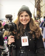 Multimedia specialist Shira Stoll has been on staff at the Advance since May 2017.