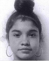 Sissy Pirir was last seen at her home on the 700th block of Manor Road. (Photo courtesy of NYPD)