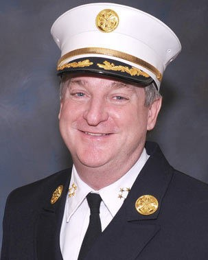 James E. Leonard, a Staten Island resident and 35-year veteran, was named FDNY Chief of Department in an announcement made Wednesday. (FDNY photo)