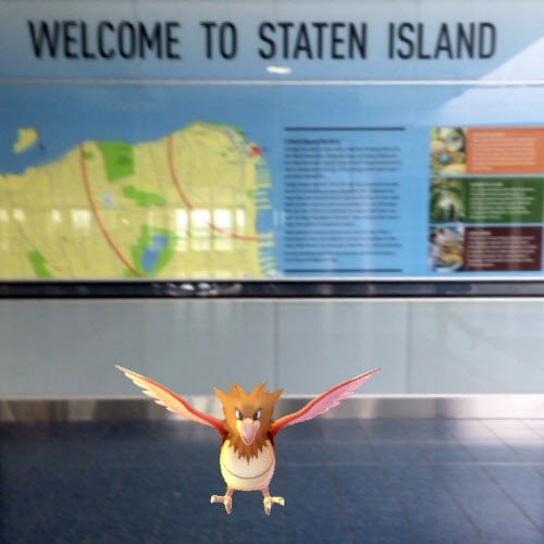 Gotta catch 'em all: Guide to Pokemon Go hot spots on Staten