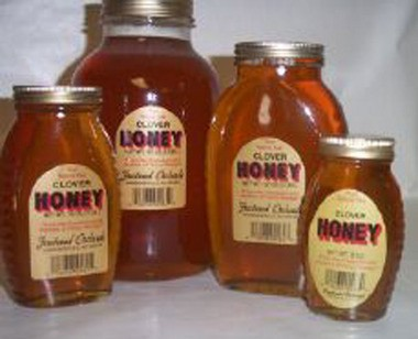 Gerardi's Farmers Market on Richmond Terrace is offering pure, local honey, in a variety of flavors, from the Wright family's Fruitwood Orchards in New Jersey.