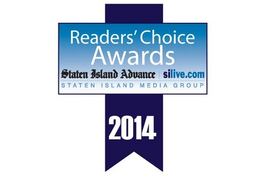 Logo for the 2014 Staten Island Readers Choice Awards.