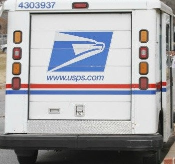 Former U.S. Postal Service letter carrier Scott Fitzgerald has settled his lawsuit for $300,000 stemming from a slip and fall outside a Huguenot home. (AP Photo/The Wichita Eagle, Brian Corn)