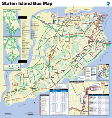 Staten Island bus map and schedule; Staten Island Railway ... on m60 bus map, s59 bus map, s89 bus map, s55 bus map, s66 bus map, s78 bus map, s62 bus map, s44 bus map, s52 bus map, mta bus map,