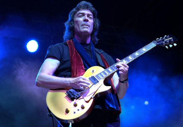 Steve Hackett takes the stage at 8 p.m. Feb. 15 in the St. George Theatre, 35 Hyatt St.; 718-442-2900. Tickets are $49-$79 via StGeorgeTheatre.com and Ticketmaster.com. (Photo courtesy Chipster PR)
