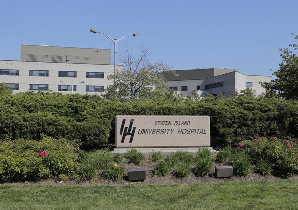 A federal whistleblower lawsuit alleges 10 patients at Staten Island University Hospital clinics died from the use of Seroquel and methadone together. (Staten Island Advance/ Jan Somma-Hammel)