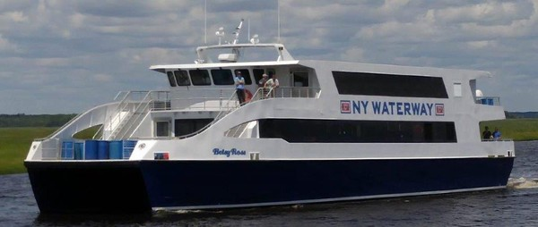 Borough President James Oddo and representatives from Empire Outlets, the embattled New York Wheel, and the mayor's office will huddle next week at City Hall to figure out how to fund new fast ferry pier.