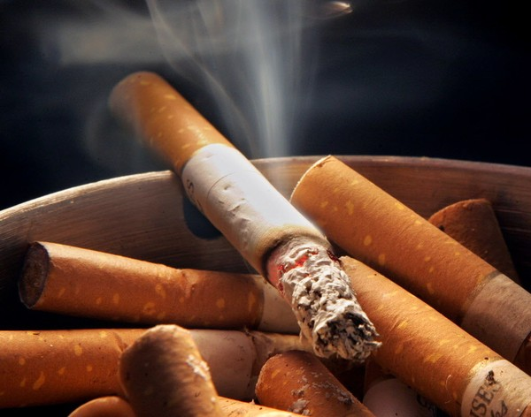 Approximately 15.9 percent, or 57,000 adults, were cigarette smokers as of 2016, according to the city Department of Health's (DOH) Community Health Survey. The borough has the highest average of the city. (Associated Press photo)