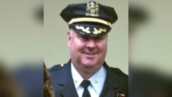Ex-Deputy Chief Michael Harrington entered the plea in Manhattan federal court Thursday to a charge of misapplication of property valued at $5,000 or more. (File)