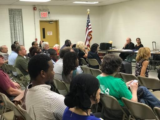 Community Board meetings offer residents an opportunity to learn about what's going on in their community.