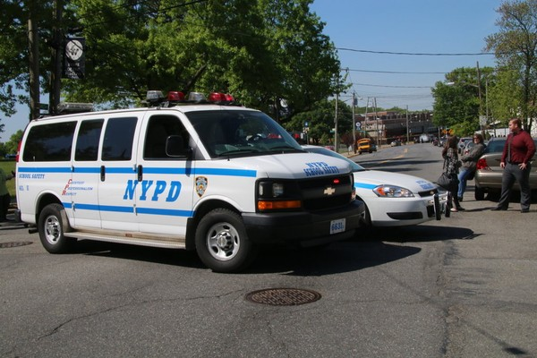 How many police incidents were reported at your school in spring