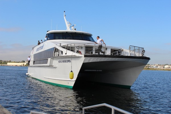 Mayor Bill de Blasio says the city will know by the end of the year where the next fast ferry route will go. (Staten Island Advance photo)