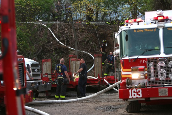 After years of being the only borough without its own specialized FDNY squad company, Staten Island is on its way to getting a $3.1 million boost to get a company of its own. (Staten Island Advance/ Paul Liotta)