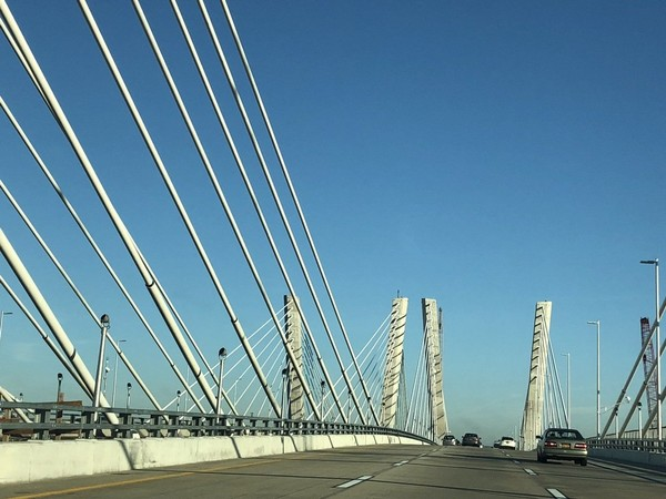 NJ-bound Goethals Bridge is closed for repairs. (Staten Island Advance/ Jan Somma-Hammel)